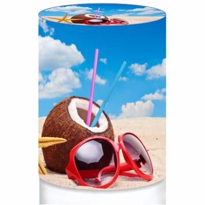 очки с кокосом