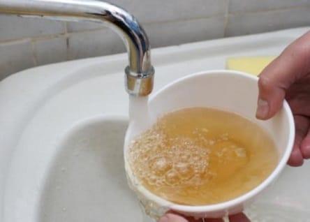 Вплив на людський організм. Механічні забруднення, Хлор, Жорсткість води, Залізо і марганец.